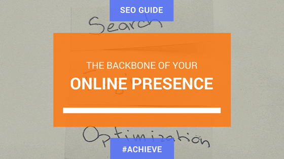 The backbone of your online presence
