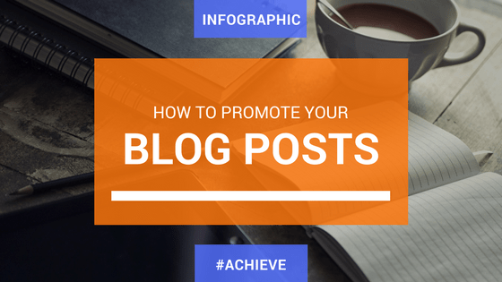 Promote your blog online