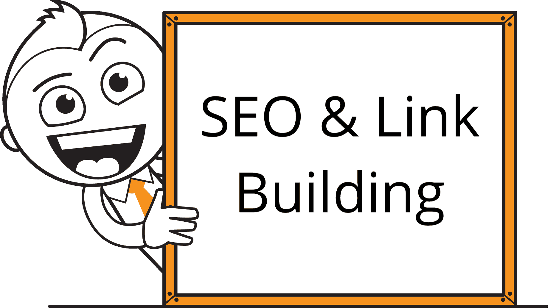 Search engine optimization and link building